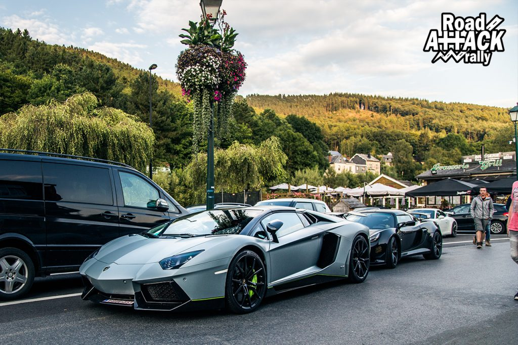 Road ATTACK rally – We drive the most fantastic roads through Europe